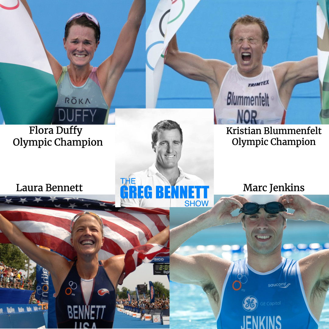 Greg, Laura, and Marc Jenkins dissect the Tokyo Olympic Games Triathlons