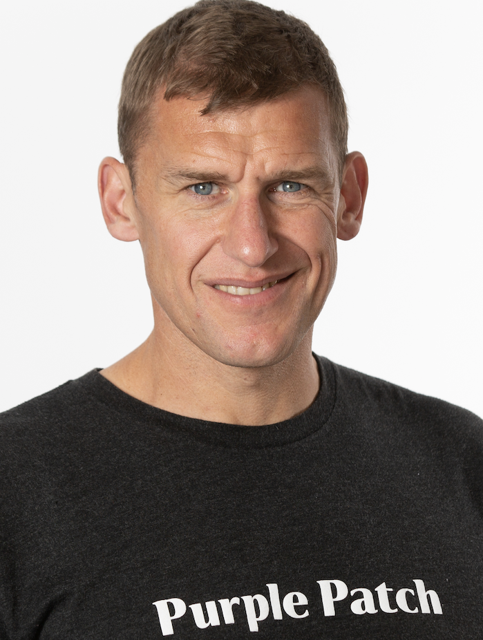 Matt Dixon - World-class Triathlon Coach, Exercise Physiologist, Purple Patch coaching