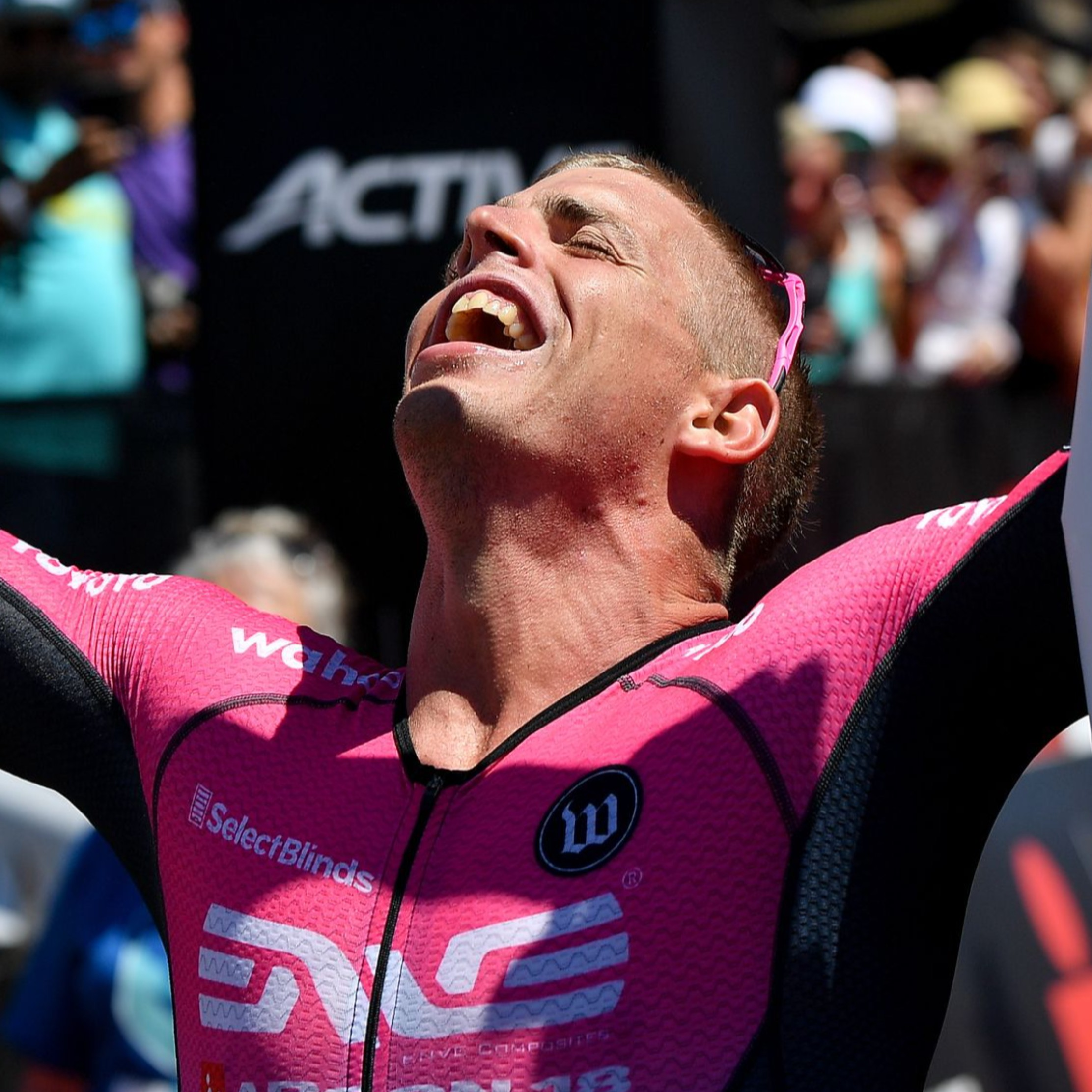 Sam Long - 70.3 & Ironman Champion - The next Generation is here!