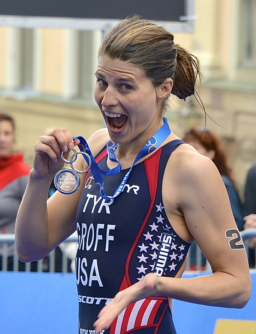 Sarah True (nee Groff) - Multiple Olympian and Ironman Champion
