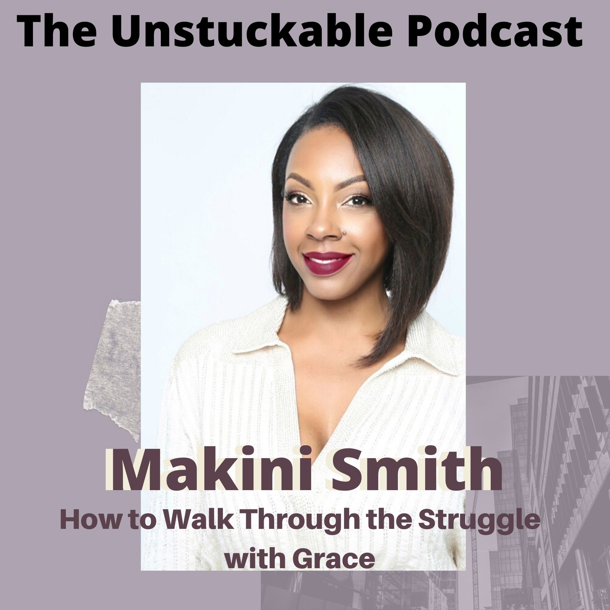 How to Walk Through the Struggle with Grace