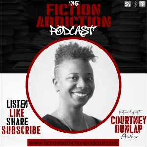 Episode 15: Courtney Dunlap (Author)