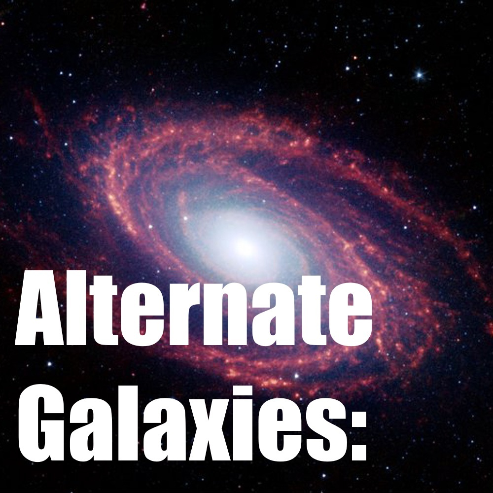 Alternate Galaxies: Press Gang