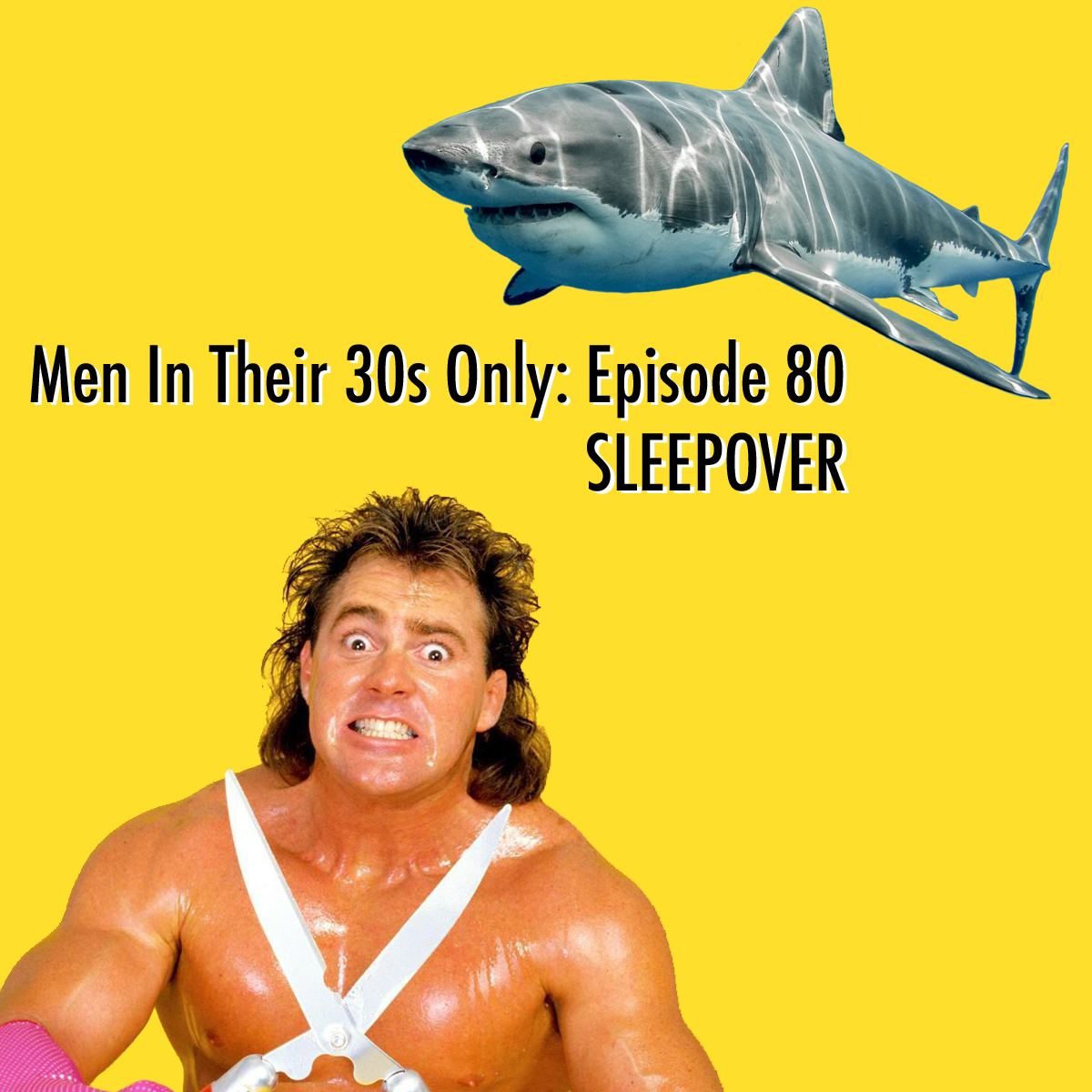 Men In Their 30s Only - Sleepover