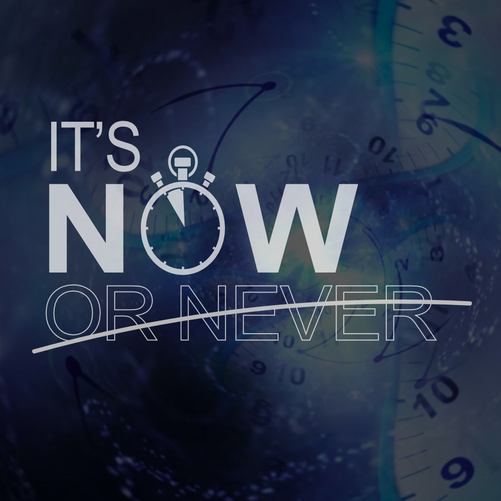 Its Now or Never Part 3 - Faith Matters