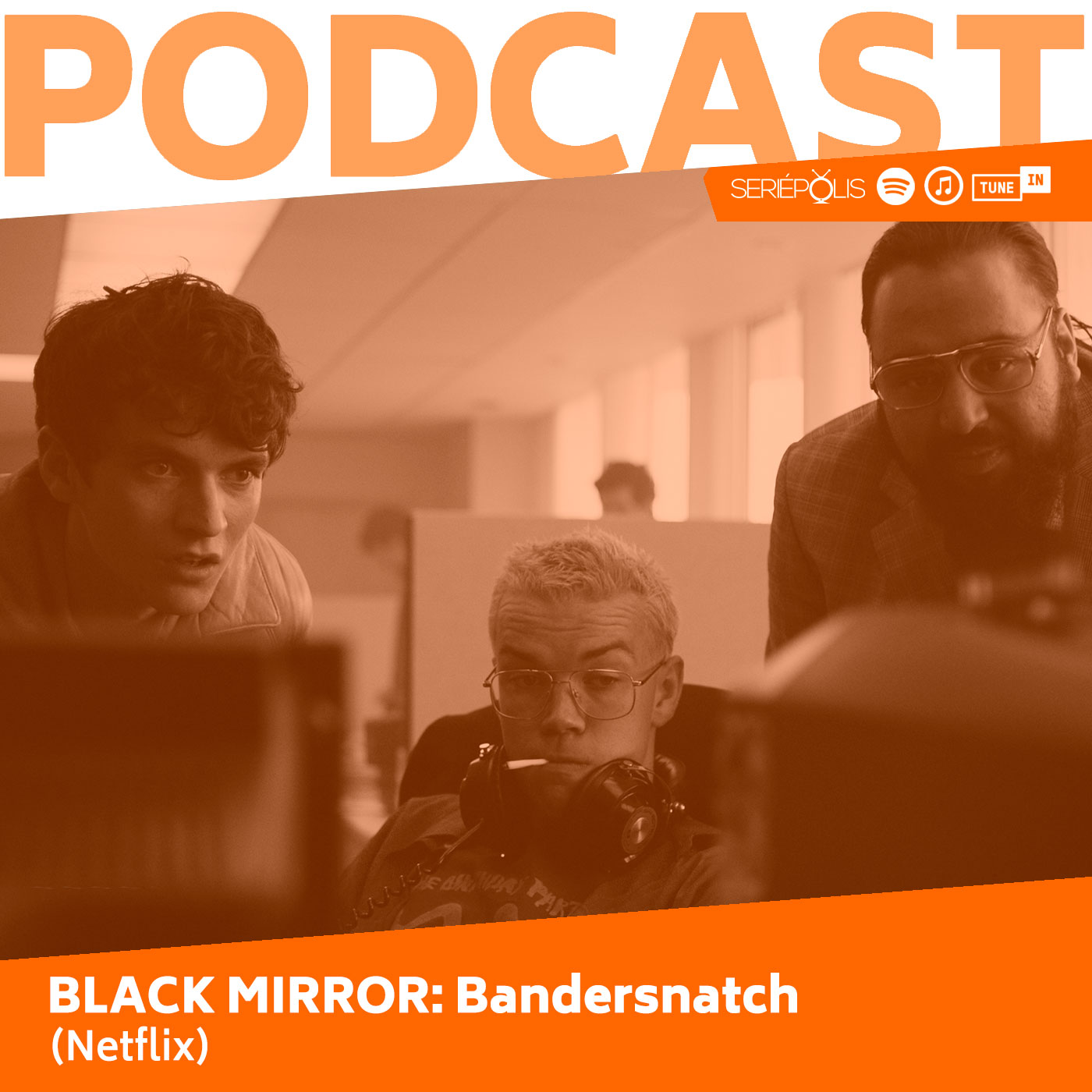 VHS - Black Mirror: Bandersnatch