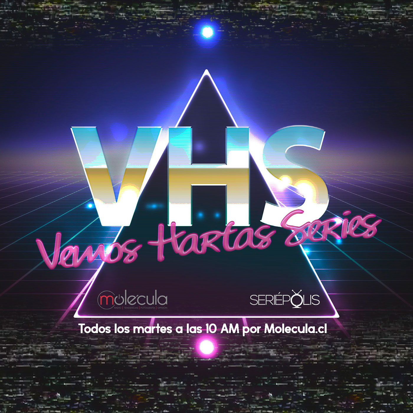#VHSenMolecula.S03E26: Stranger Things 2 / Young Sheldon / Noticias Seriepolis.com