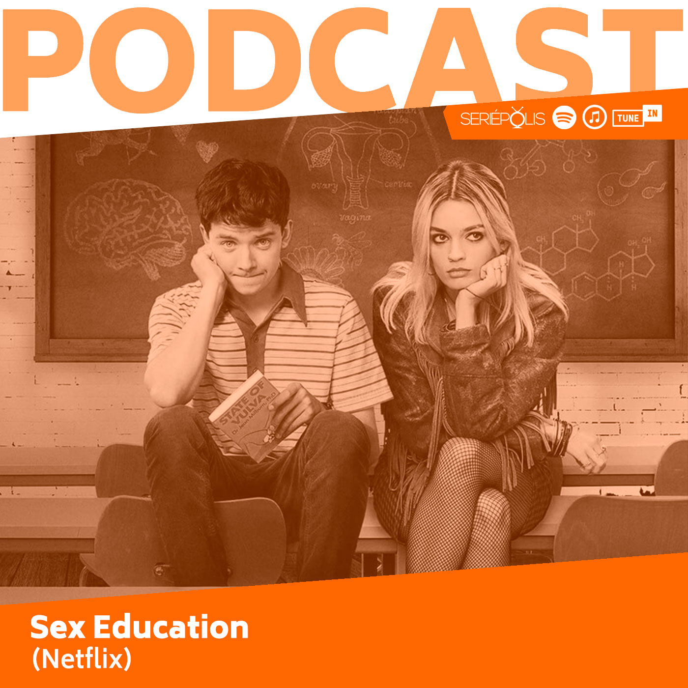 VHS - Sex Education (Netflix)