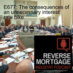 E677: The consequences of an unnecessary interest rate hike
