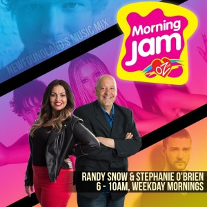 Episode 127: The Morning Jam with Steph and Ran