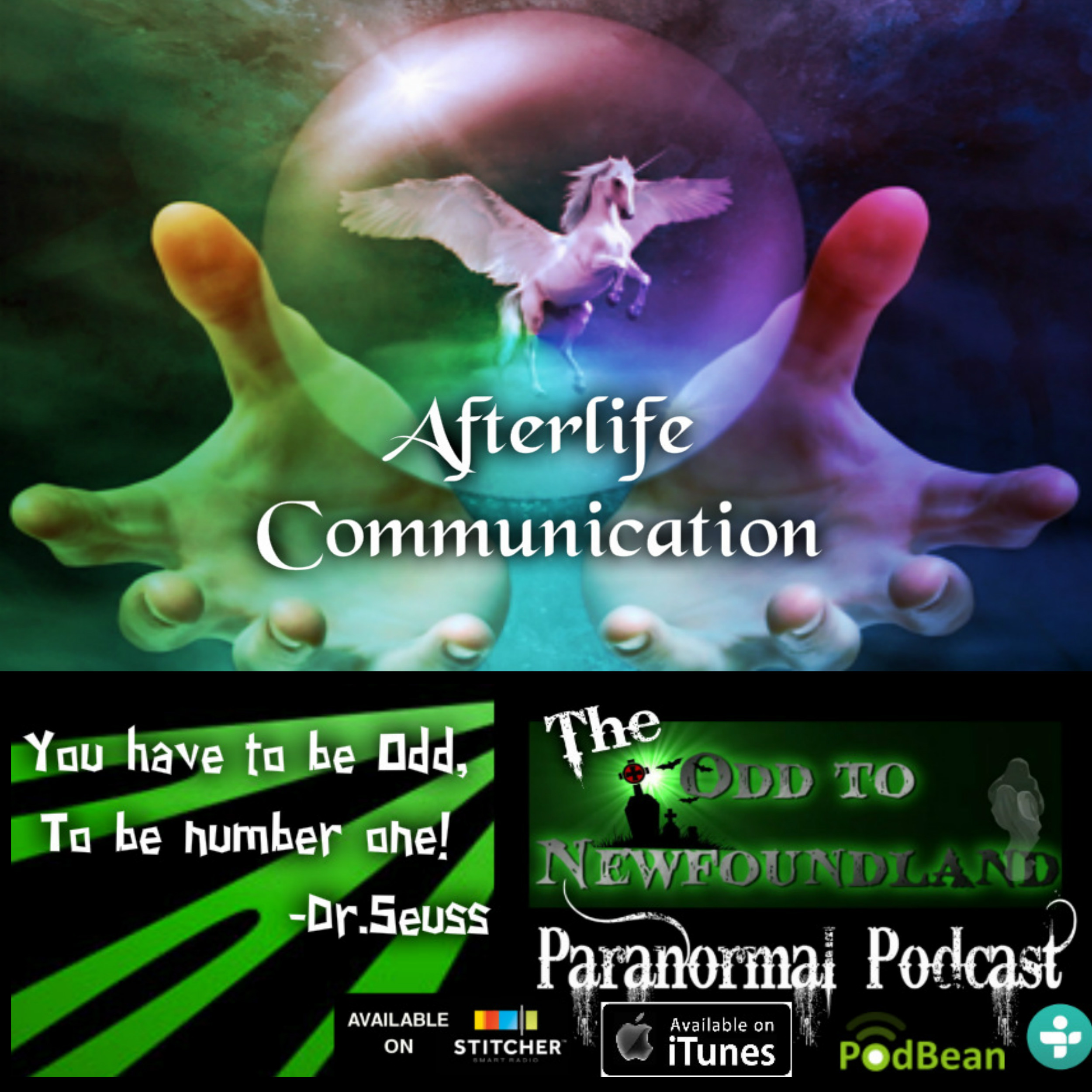 Episode 54: Afterlife Communications with Lorna Adams