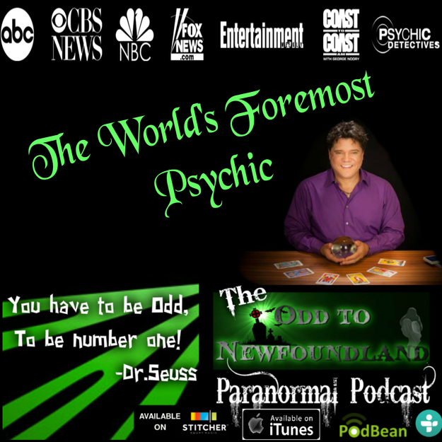 Episode 40: The World's Foremost Psychic