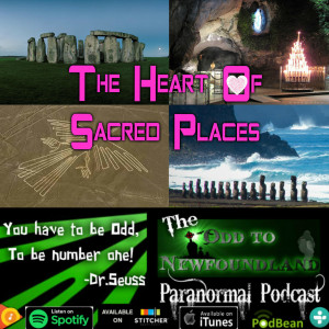 Episode 67: The Heart Of Sacred Places