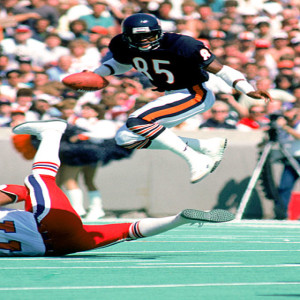 Dennis McKinnon, former Bears Super Bowl Champion WR, Talks Myths About the '85 Bears