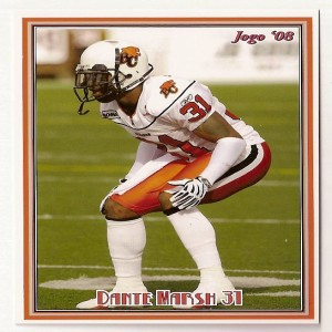 Dante Marsh, former Fresno State & BC Lions DB Joins Us on this Segment of Thursday Night Tailgate NFL Podcast