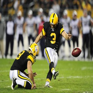Former Steelers Kicker Jeff Reed Joins Us on this Segment of Thursday Night Tailgate NFL Podcast