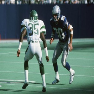 Kerry Glenn, former Jets & Dolphins DB, Talks Old School Jets/Dolphins Rivalry & Much More on this Segment of Thursday Night Tailgate NFL Podcast