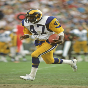 Former Rams Pro Bowl DB LeRoy Irvin Talks Rams History and Their Recent Shake Up at DB on this Segment of Thursday Night Tailgate