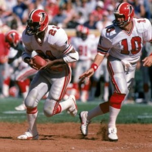 Former USC & Falcons RB Lynn Cain Joins Us on Thursday Night Tailgate NFL Podcast