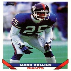Mark Collins, 2 time Giants Super Bowl Champion DB joins us on this segment of Thursday Night Tailgate NFL Podcast