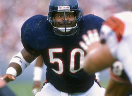 Bears Hall of Fame LB Mike Singletary shared memories from his college days at Baylor and playing for Mike Ditka in Chicago...