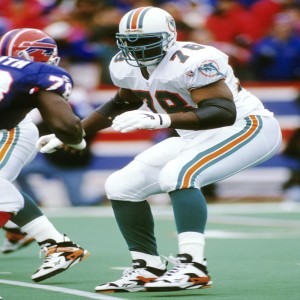 Former Miami Dolphins Pro Bowl LT Richmond Webb Joins Us...