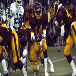 Rickey Foggie, former University of Minnesota and CFL Star QB, Joins Us on this Segment of Thursday Night Tailgate NFL Podcast