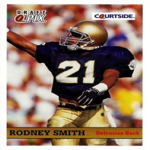 Rod Smith Talks Notre Dame, Catholics vs. Convicts, Jimmy Johnson, Patriots, & Panthers on this Segment of Thursday Night Tailgate