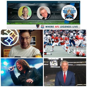 Curt Wootton (Pittsburgh Dad), Tony Collins, Kevin Chalfant, and Paul Alexander Join Us...