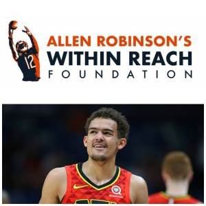 Thursday Night Tailgate Spotlight on the Positive: Chicago Bears WR Allen Robinson & Atlanta Hawks G Trae Young