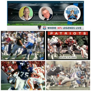 NFL Legends Burt Grossman, Tony Collins, Keith Millard, and Mike Pritchard Join Us...