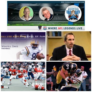 Talking Super Bowls Past & Present with Wendell Davis, Nick Athan, Tony Collins, & Chad Brown