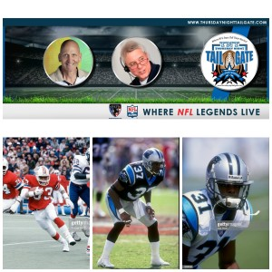 We Talk Carolina Panthers, Notre Dame's 1988 National Championship and Look Ahead to Week 6 in the NFL with Tony Collins, Leonard Wheeler, & Rod Smith on Thursday Night Tailgate
