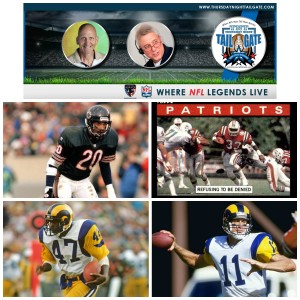 NFL Legends Mark Carrier, Tony Collins, LeRoy Irvin, and Jim Everett Join Thursday Night Tailgate