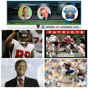 Reggie Kelly, Tony Collins, Leigh Steinberg, & Al Oliver Join Us...
