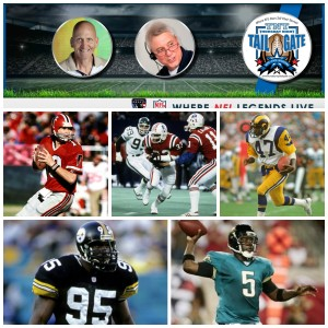 Steve Bartkowski, Tony Collins, LeRoy Irvin, Greg Lloyd, & Quinn Gray Join Us on Thursday Night Tailgate NFL Podcast