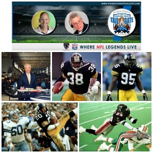Paul Alexander, Tim Worley, Greg Lloyd, Rocky Bleier, and Randy Fuller Join Us on a Happy Birthday to Chris Edition of Thursday Night Tailgate NFL Podcast