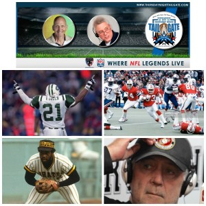 We talk diva WRs, players forcing trades, We Are Family Pirates, & all things Atlanta sports with Victor Green, Tony Collins, Bill Madlock, & Beau Bock on Thursday Night Tailgate