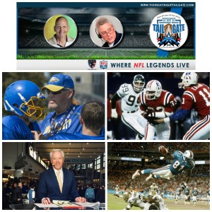 We Kickoff the NFL Season with Randy Minniear, Tony Collins, Paul Alexander, and Randy McMichael