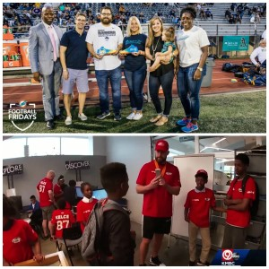 Thursday Night Tailgate Spotlight on the Positive: Dolphins QB Jake Rudock & Chiefs TE Travis Kelce