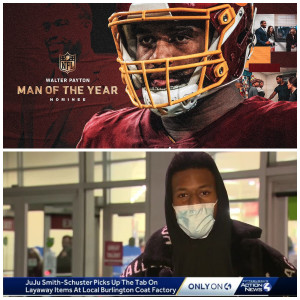 Thursday Night Tailgate Spotlight on the Positive: Jonathan Allen & JuJu Smith Schuster