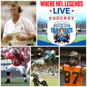 Thursday Night Tailgate 9th Anniversary Special & Guest Hall of Fame Inductions Honoring Dan Reeves, Todd Washington, Randy McMichael, and Marco Iannuzzi