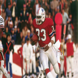 Tony Collins, Former Patriots RB, Looks Back on the Championship Games & Ahead to the Super Bowl on this Segment of Thursday Night Tailgate NFL Podcast