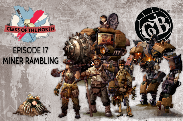 Guilds of the North Episode 17 - Miner rambling