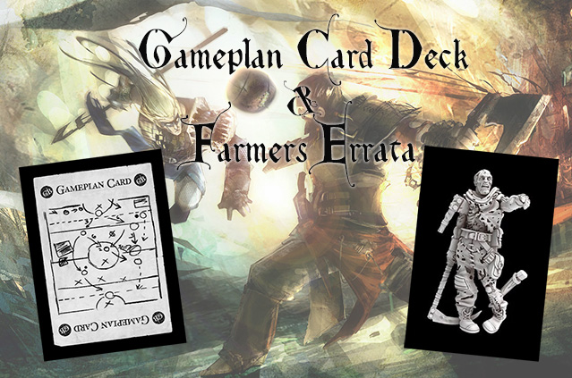 Guilds of the North Episode 4 - Gameplan Cards and Farmers Errata