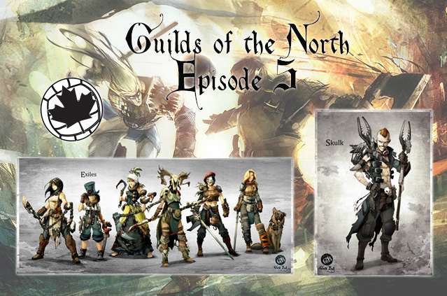 Guilds of the North Episode 5 - Ratcatch those Exiles