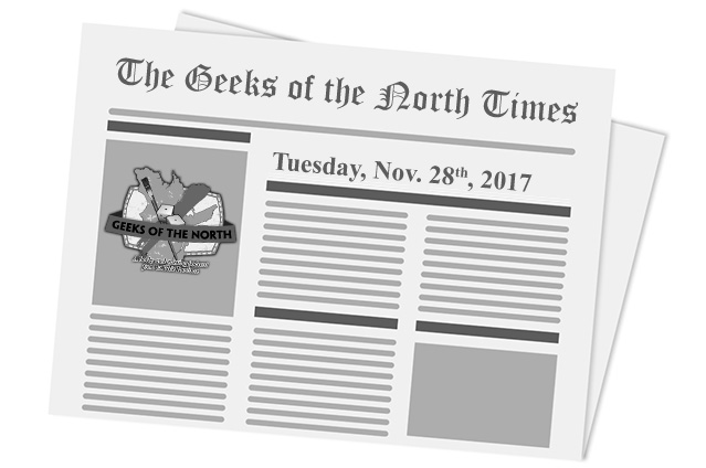 News of the North - 2017-11-28
