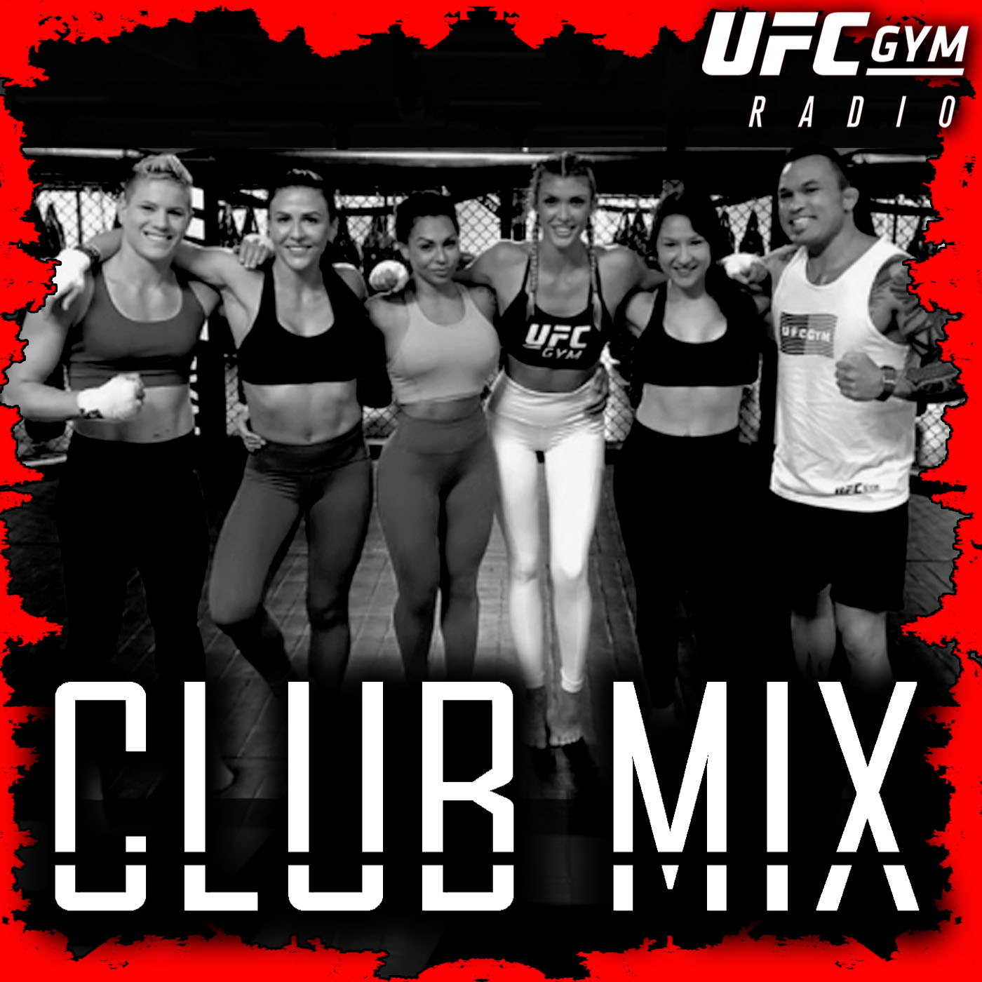 UFC GYM RADIO 415 - The Club Mix