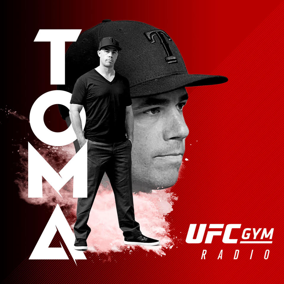 UFC GYM RADIO 500 - DJ TOMA