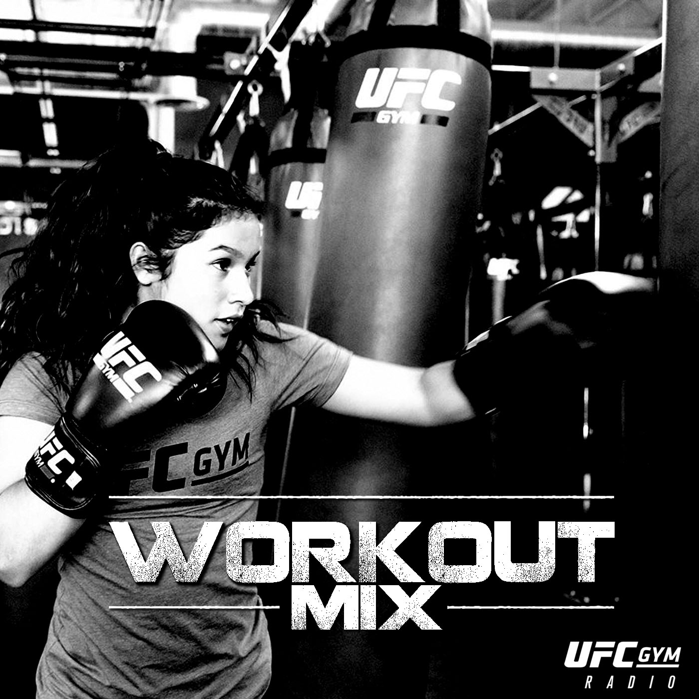 UFC GYM RADIO 497 - WORKOUT MIX